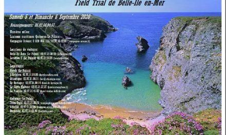 BELLE ILE EN MER 5 & 6 SEPTEMBRE 2020  GESCON EST OUVERT INFORMATIONS PRATIQUES