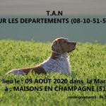 TAN POUR LES DÉPARTEMENTS  (08-10-51-52) MAISON EN CHAMPAGNE