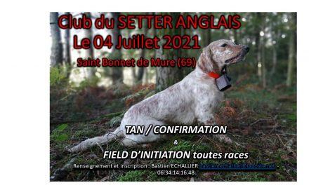 TAN (69) SAINT BONNET DE MURE 2021