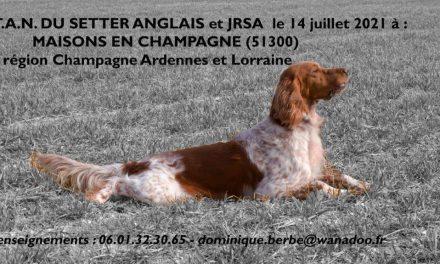 TAN CHAMPAGNE-ARDENNES-LORRAINE MERCREDI 14 JUILLET 2021