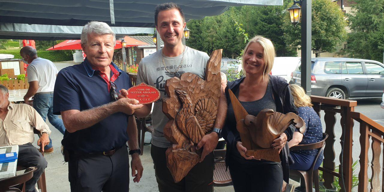 Gagnant du CACIT de Saint-Gervais