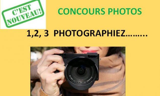 Concours Photos – 2021