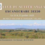 TAN (31) Escanecrabe samedi 24 juillet 2021 – JRSA dimanche 25 juillet 2021 – Régionale d'Élevage dimanche 25 juillet 2021