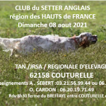 COUTURELLE TAN – JRSA – RÉGIONALE D'ÉLEVAGE